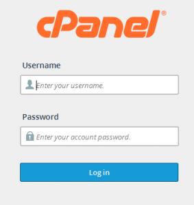 نصب قالب در هاست cPanel