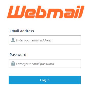 ورود به  Webmail سی پنل