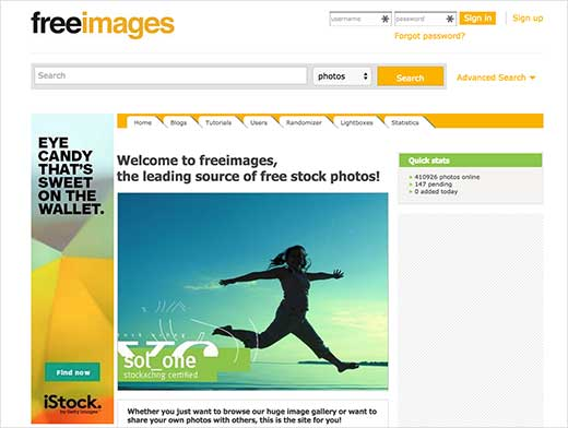 چگونه تصویر پس زمینه مناسب سایت پیدا کنیم ؟