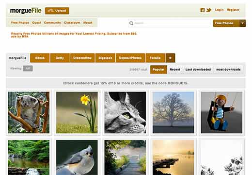 انتخاب تصویر پس زمینه مناسب سایت - قسمت دوم