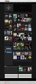 طراحی سایت موزیک