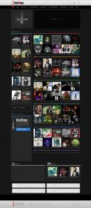 طراحی سایت موزیک وردپرس