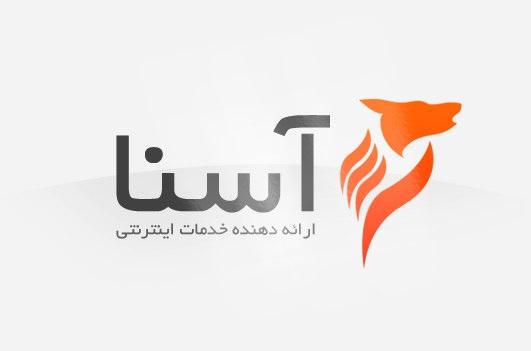 طراحی لوگو شرکت فناوری اطلاعات آسنا
