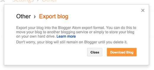 آموزش انتقال بلاگر به وردپرس