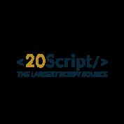 ۲۰ اسکریپت