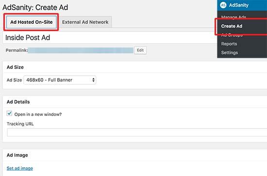 آموزش نمایش بلوک های تبلیغاتی در صفحات خاص وردپرس