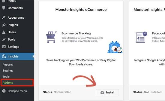 آموزش رهگیری مشتریان در ووکامرس با گوگل آنلایتیک - قسمت اول