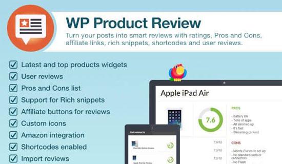 بررسی افزونه های نظرات محصول ووکامرس برای وردپرس - قسمت اول
