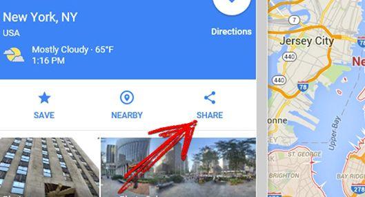 آموزش قرار دادن نقشه گوگل به صورت ریسپانسیو