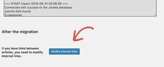 آموزش انتقال کامل سایت از جوملا به وردپرس