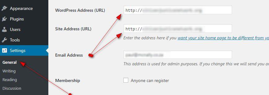 تبدیل سایت وردپرسی به HTTPS