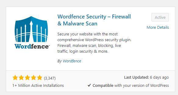 آموزش تعمیر سایت هک شده با Wordfence