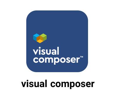 افزونه پرمیوم صفحه ساز گرافیکی ویژوال کامپوزر