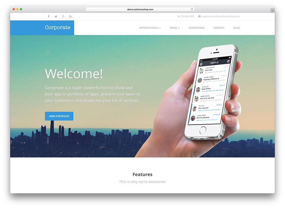 مزایای داشتن وب سایت شرکتی