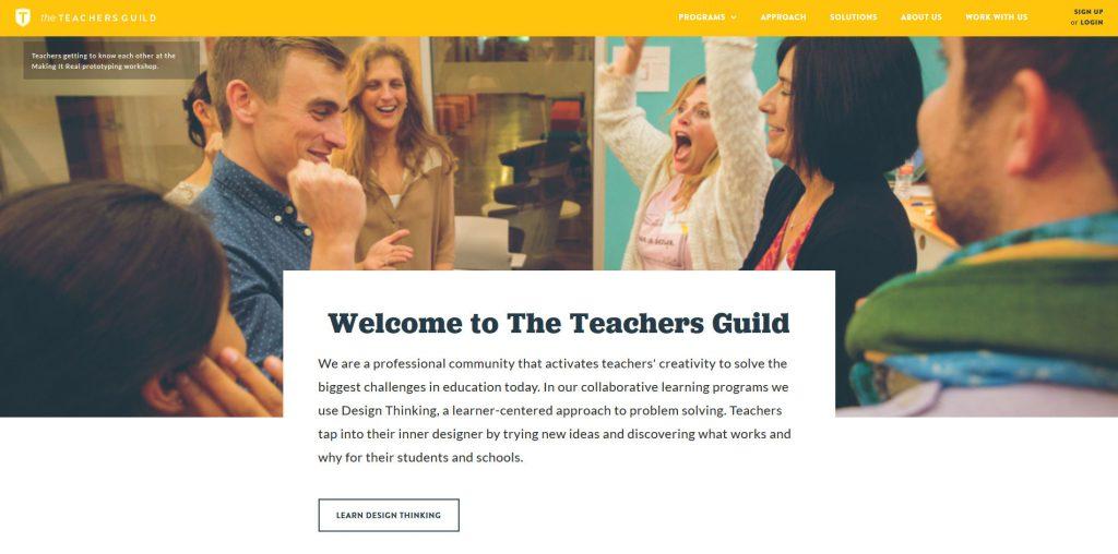 https://www.teachersguild.org/