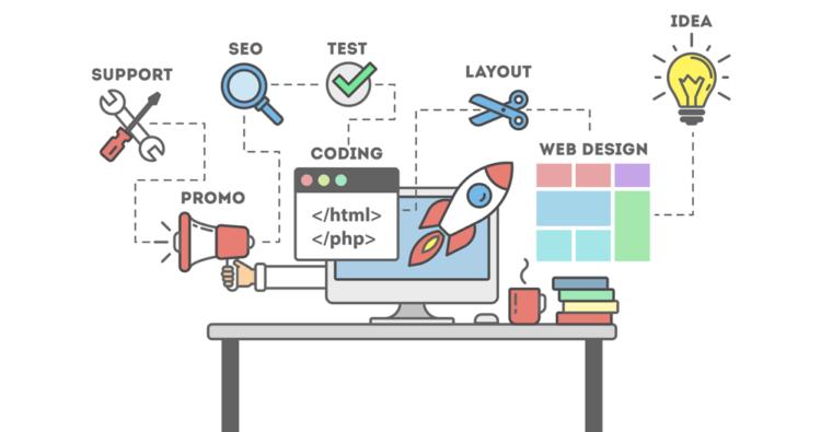 استفاده از تگ های مهم در طراحی قالب وب سایت