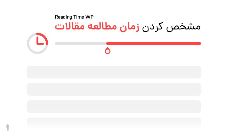 معرفی افزونه Reading Time WP