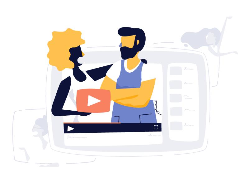 راهنمای کامل بازاریابی ویدئو