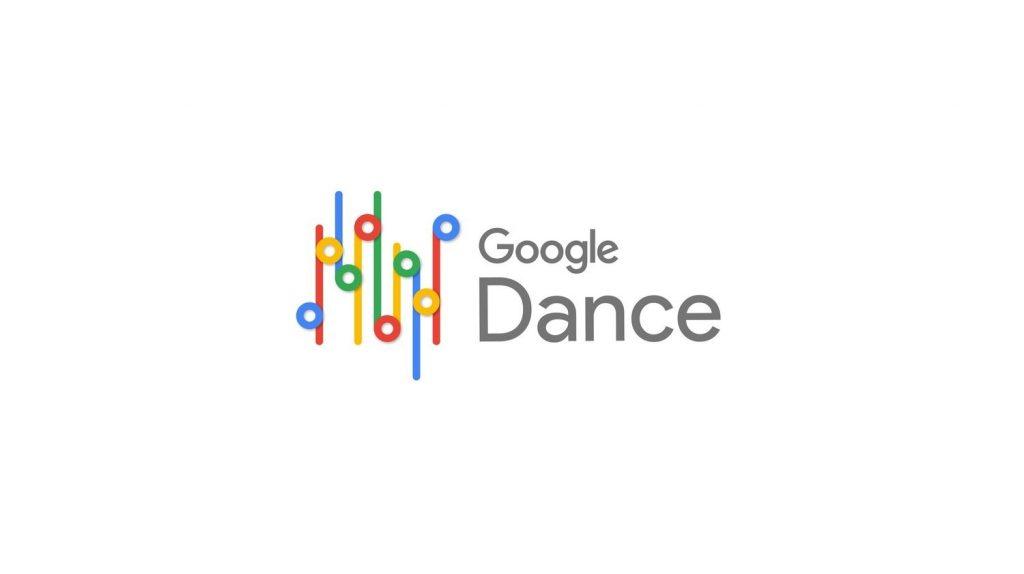 گوگل دنس