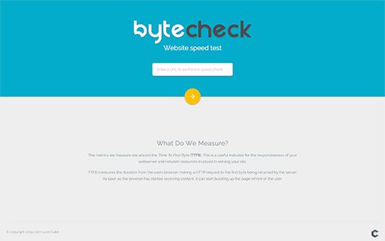 ابزارهای بررسی سرعت سایت