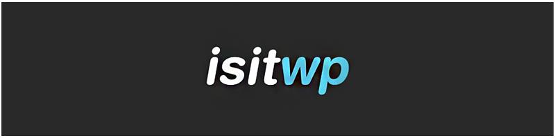 سایت بررسی سرعت isitwp