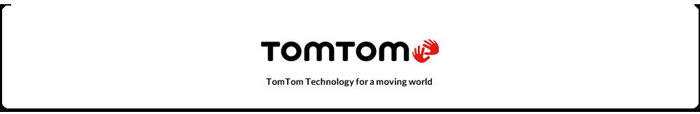 سرویس مپ آنلاین TomTom