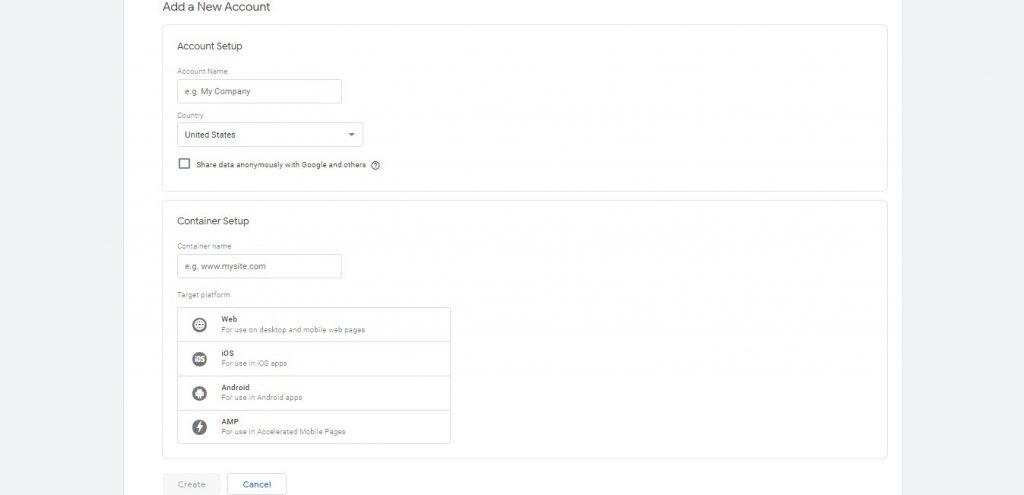 گوگل تگ منیجر چیست