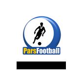 طراحی سایت پارس فوتبال