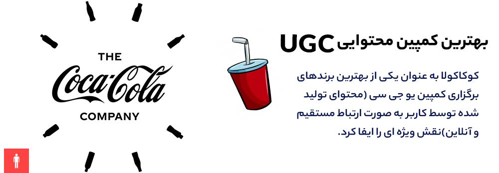 مشهور ترین کمپین محتوایی UGC