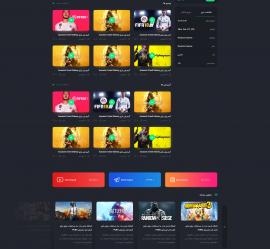 صفحه داخلی پست های ویدئو